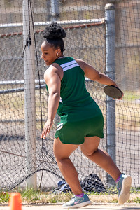Discus and Shot Put (4 April 2019)