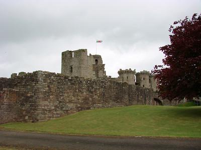 Raglan Castle - Wales