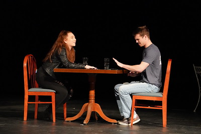 Abbey Players One Act Play (1st)