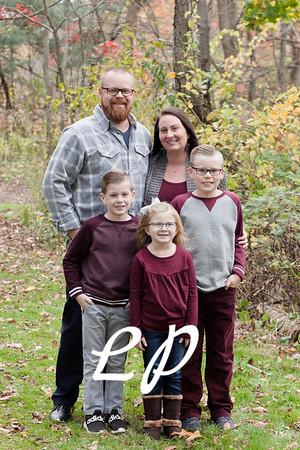Uhl Family Fall 2020