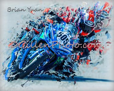 505 Sprint Art
