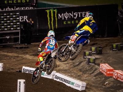 2016 Supercross Round 1 - Anaheim