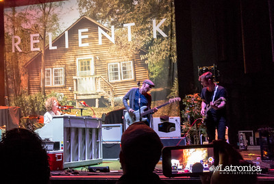 Relient K at Warnors Theater