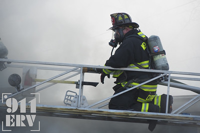 2 Alarm Structure Fire - Broad St, Weymouth, MA - 5/11/2019
