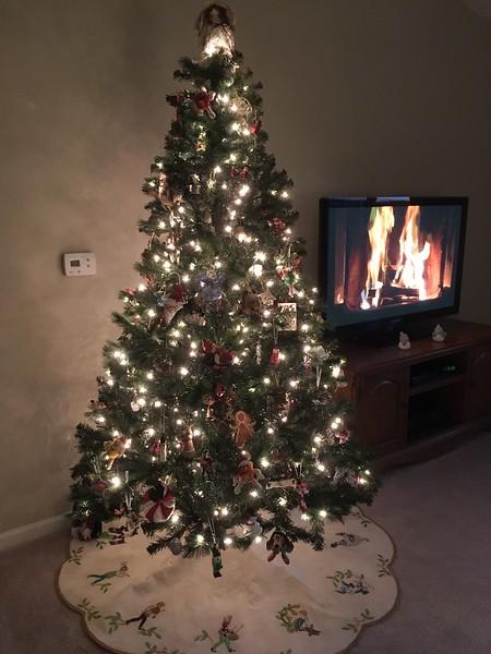 The Malcor Christmas tree