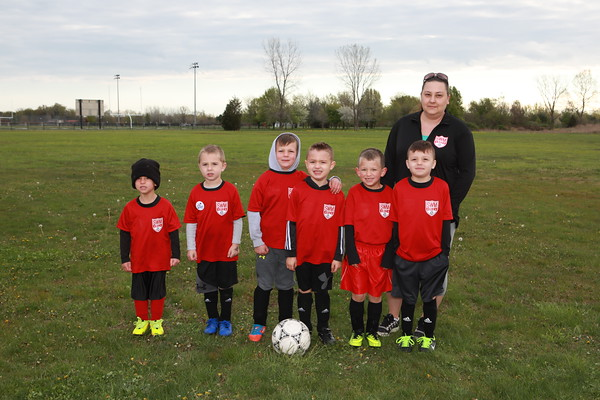 U6 Boys Team 1