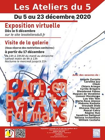 Novembre 2020 : Exposition