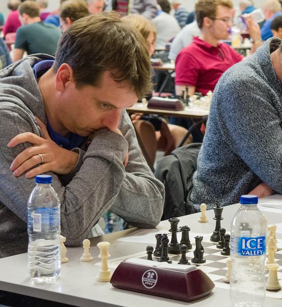 John Merriman, open section winner