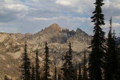 North Ridge Mt Regan