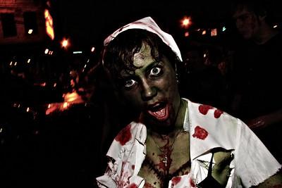 Louisville Zombie Attack 2006