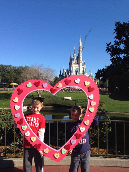 Disney February 2014
