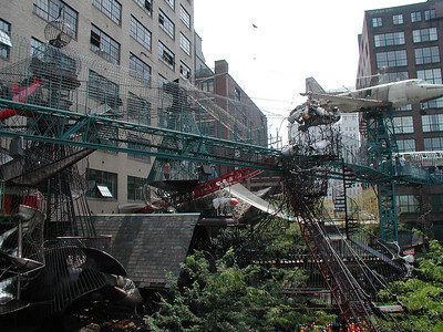 City Museum of St Louis