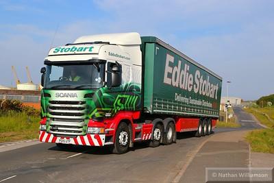 Trucks - Stobart