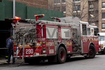 Fire Department New York [FDNY]