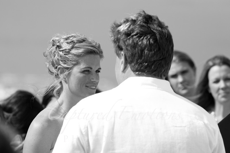 Bill & Liz's Beach Wedding