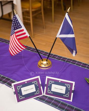 Meghan & Bruce's Scottish Wedding Reception- 30th Dec 2017