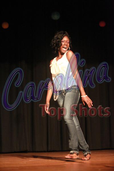 Contestant #1 - Mariah
