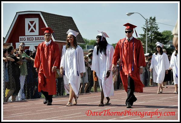 2010 OTHS High School Graduation