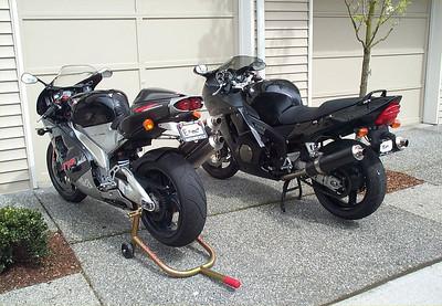 1999 Honda CRB1100XX
