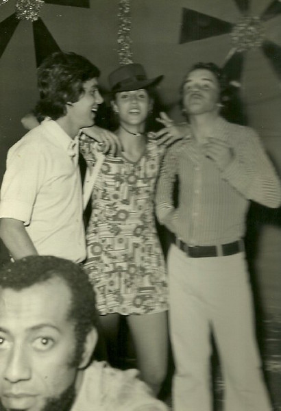 Rui Paulo Fernandes, Isabel Viegas ( Cenoura) e Ze' Cardoso