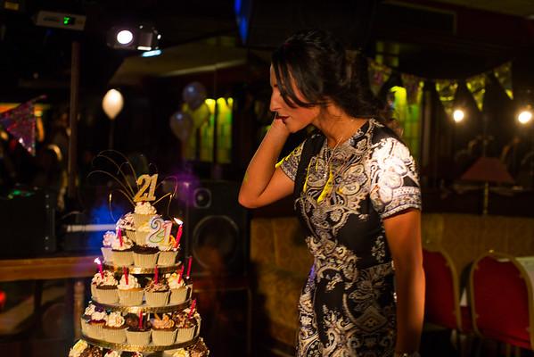 Lauren's 21st party