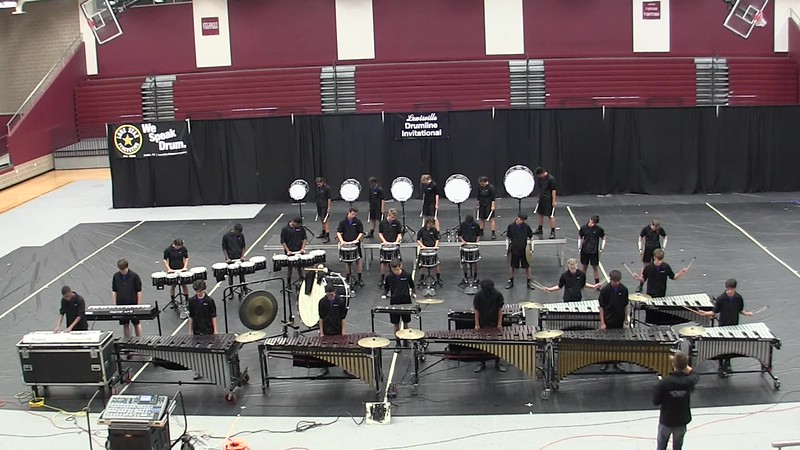PWSH Drumline at LDI Competition Short