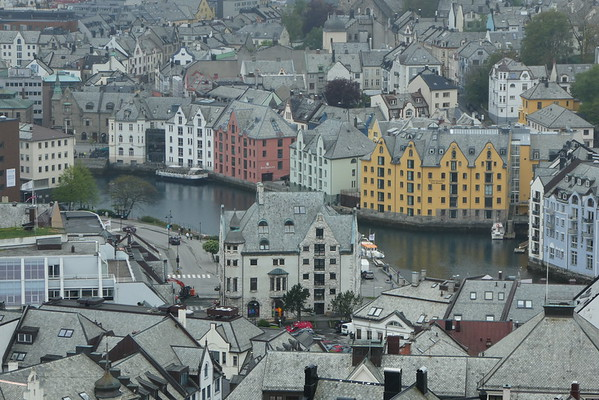 May 31 - Alesund, Norway