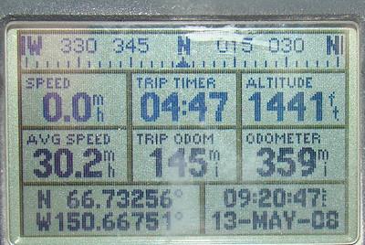 MP 130 - 139.9