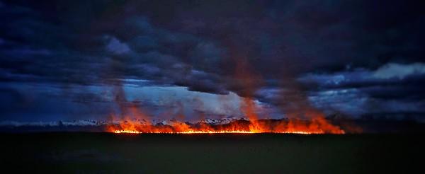 Burning in Berner's