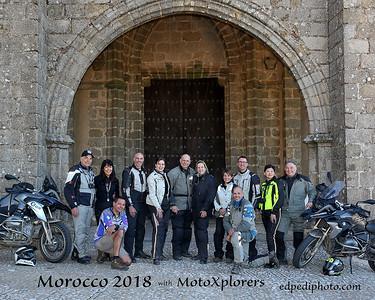 Morocco Premium Tour April/May 2018