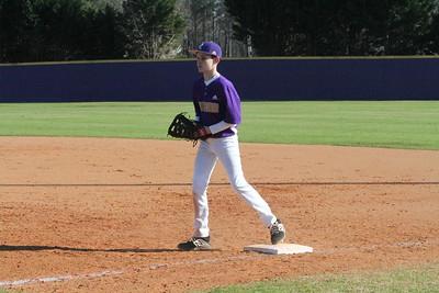 Gray Station vs. Clifton Ridge Middle School Baseball