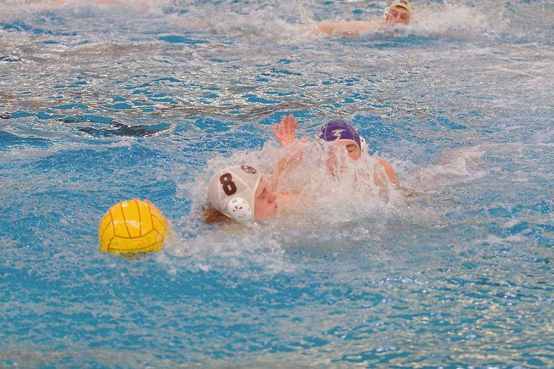 Waterpolo Katwijk 1 - SG Ymond 1 (KZC 1)