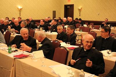 Jubilarian Priests 2010