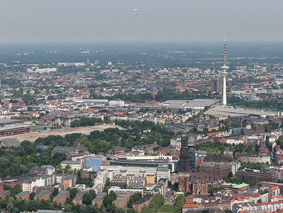2014 05 22 Luftbilder Hamburg Ende Mai