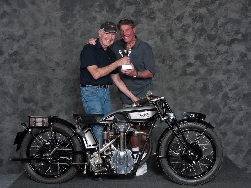 1928NortonCS1Winner:PaulAdamsClass: Best Norton