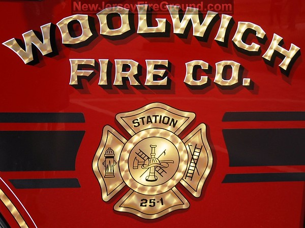 Woolwich Fire Company - Engine 2513