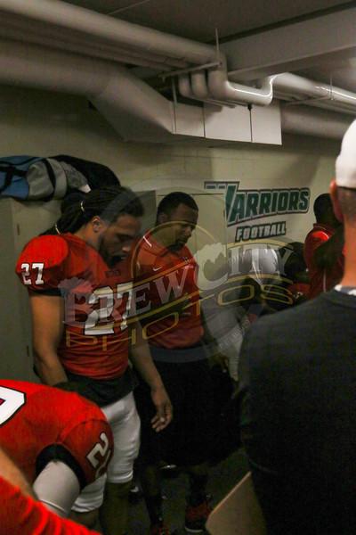 Game 8 Raiders 7-14