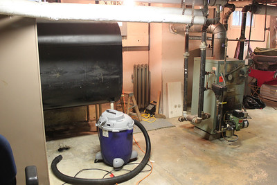 Steam Boiler Replacement June 2012