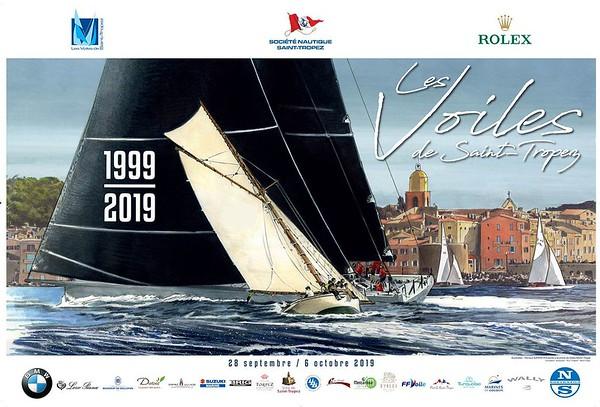2019 - Les Voiles de Saint Tropez