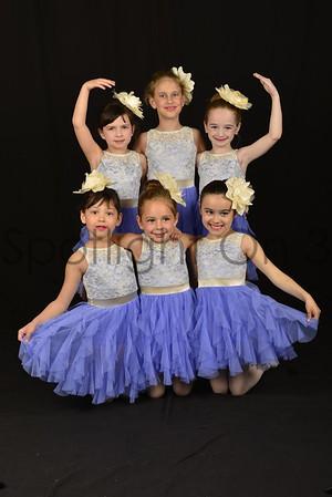 IPR Wednesday  -  Ballet 1,  Ms. Monica