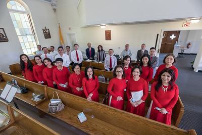 St. Andrew Dung-Lac Parish - West Hartford - 2021.05.23