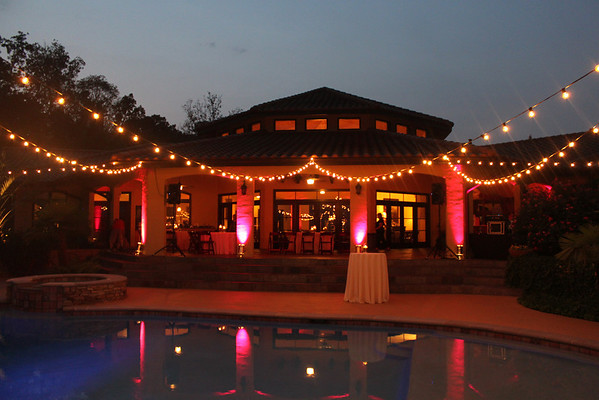 Amerson Events Cafe Lighting