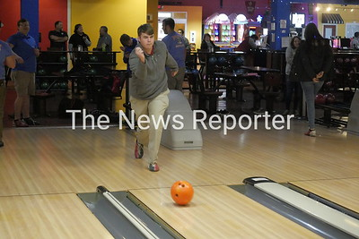 Columbus County students Bowling league action