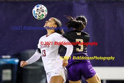 Spring 2021 WSU vs UW Women's Soccer