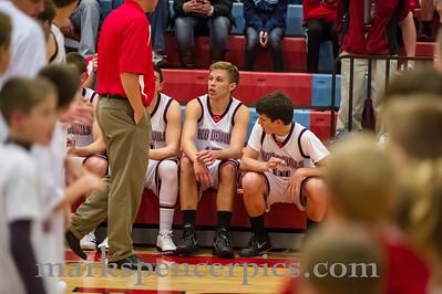 Basketball Boys 2012-13