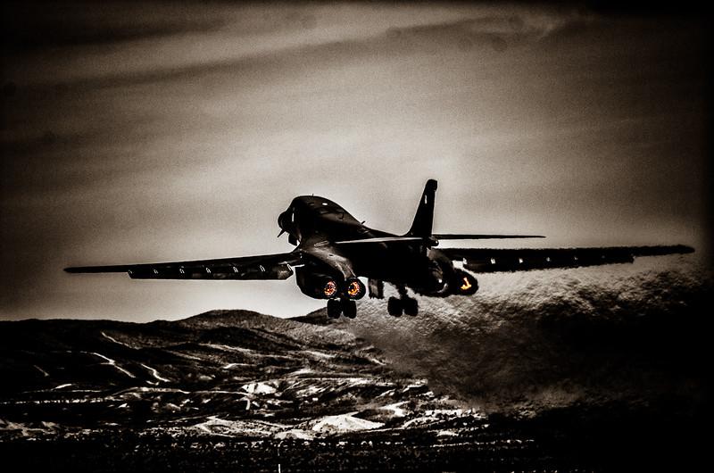 B -1 Bomber