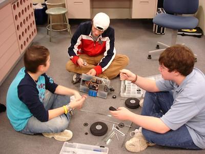 12-03 Mechanical sub-team meeting