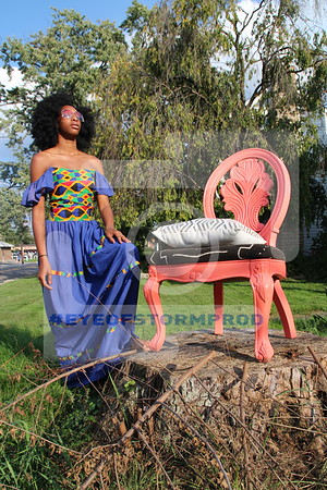 Afro Punk Photo shoot