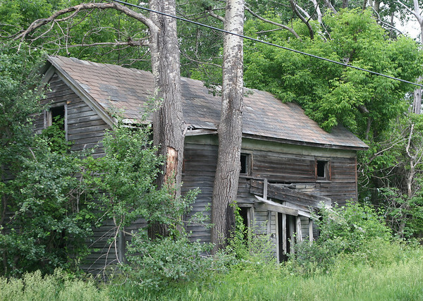 dilapidated, run down, worn out