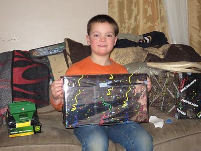 Thomas 7th Birthday